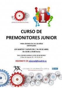 CURSO Premonitores junior - Abril