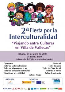Fiesta Interculturalidad