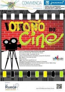 Cartel de Cine  sabado 17 de octubre  de 2015