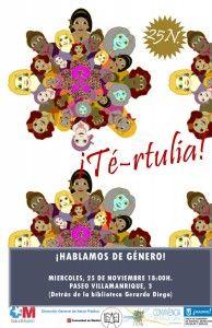Tertulia Género