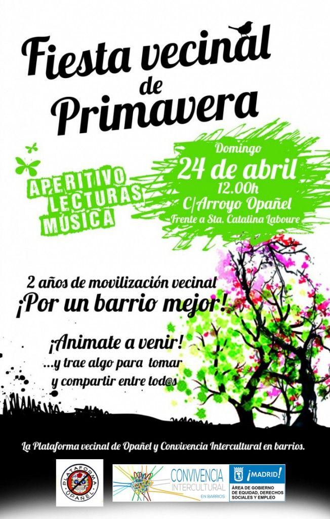 Fiesta Primavera opañel